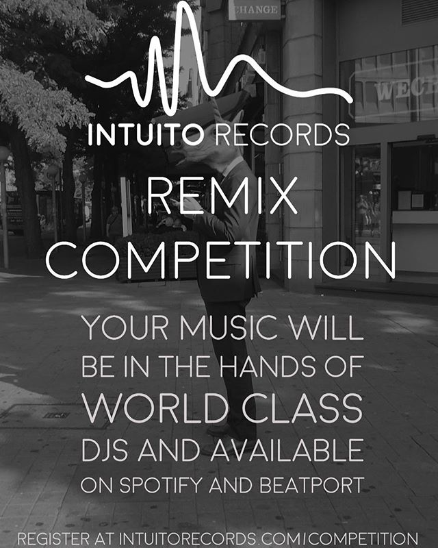 C O M P E T I T I O N - T I M E  Intuito Records thought we'd try something a little different to give up and coming artists the recognition they deserve.  Often talent can go unnoticed, lost in the inbox of labels and Intuito want to give those artists a different route to get noticed, their work onto the biggest distributors around and in front of the best DJ's in the industry.  You will obviously have done your research into the style Intuito promote and remix one of our up and coming releases. The best one will win a remix contract and be included on the EP.  http://www.intuitorecords.com/competition  #intuitorecords #Competition #Remix