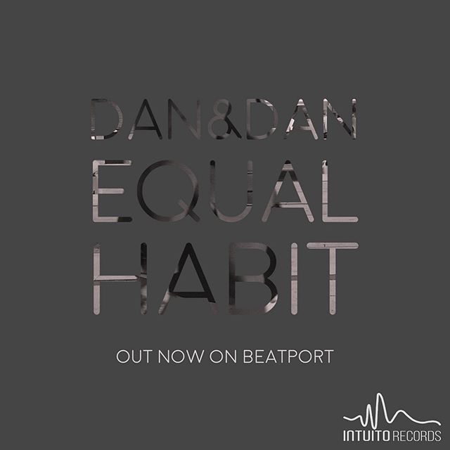 @dan_and_dan_  Equal Habit  Up to 48 in the @beatport Techno Release Charts  Support from Richie Hawton, Jamie Jones, Luigi Madonna and Paco Osuna to name a few.  #intuitorecords #Dan&Dan #EqualHabit