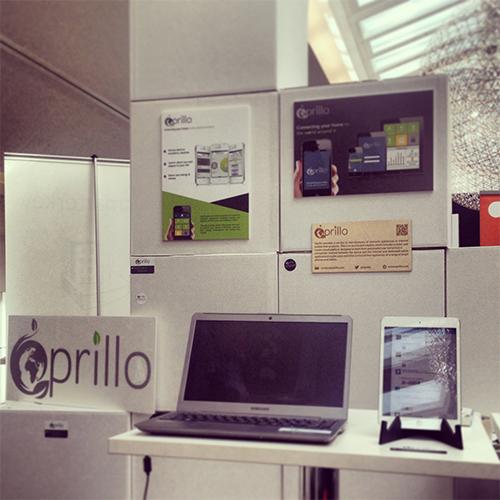 Oprillo Branding