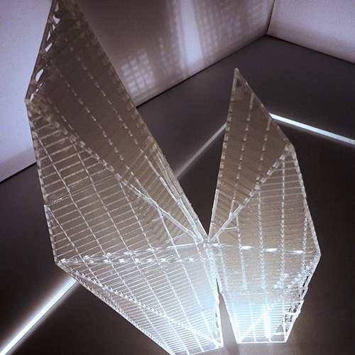 3D Printed Architectural Models