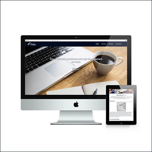 i-Finity Website Design