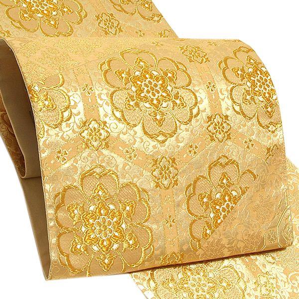 Obi brodé de fils d'or