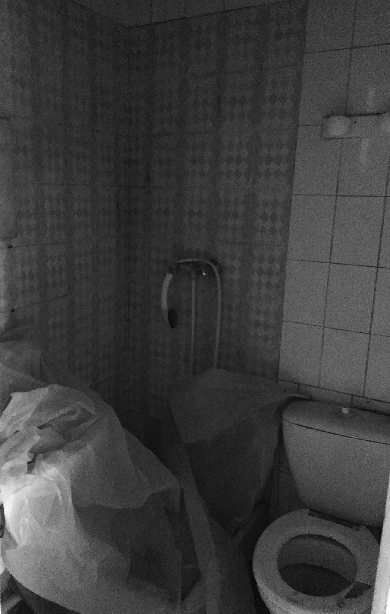 Avant - Salle de bain