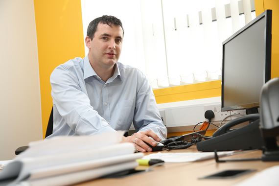 Declan Murtagh - Operations Director