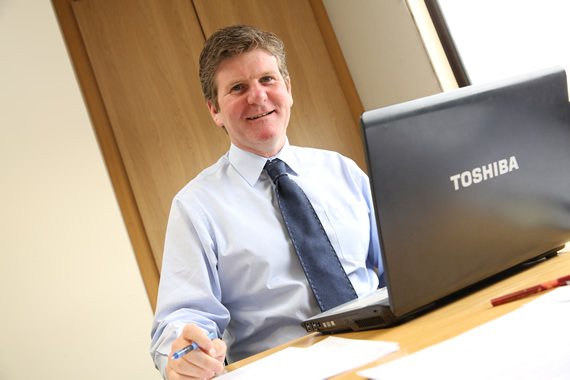 Paul Tierney - Managing Director