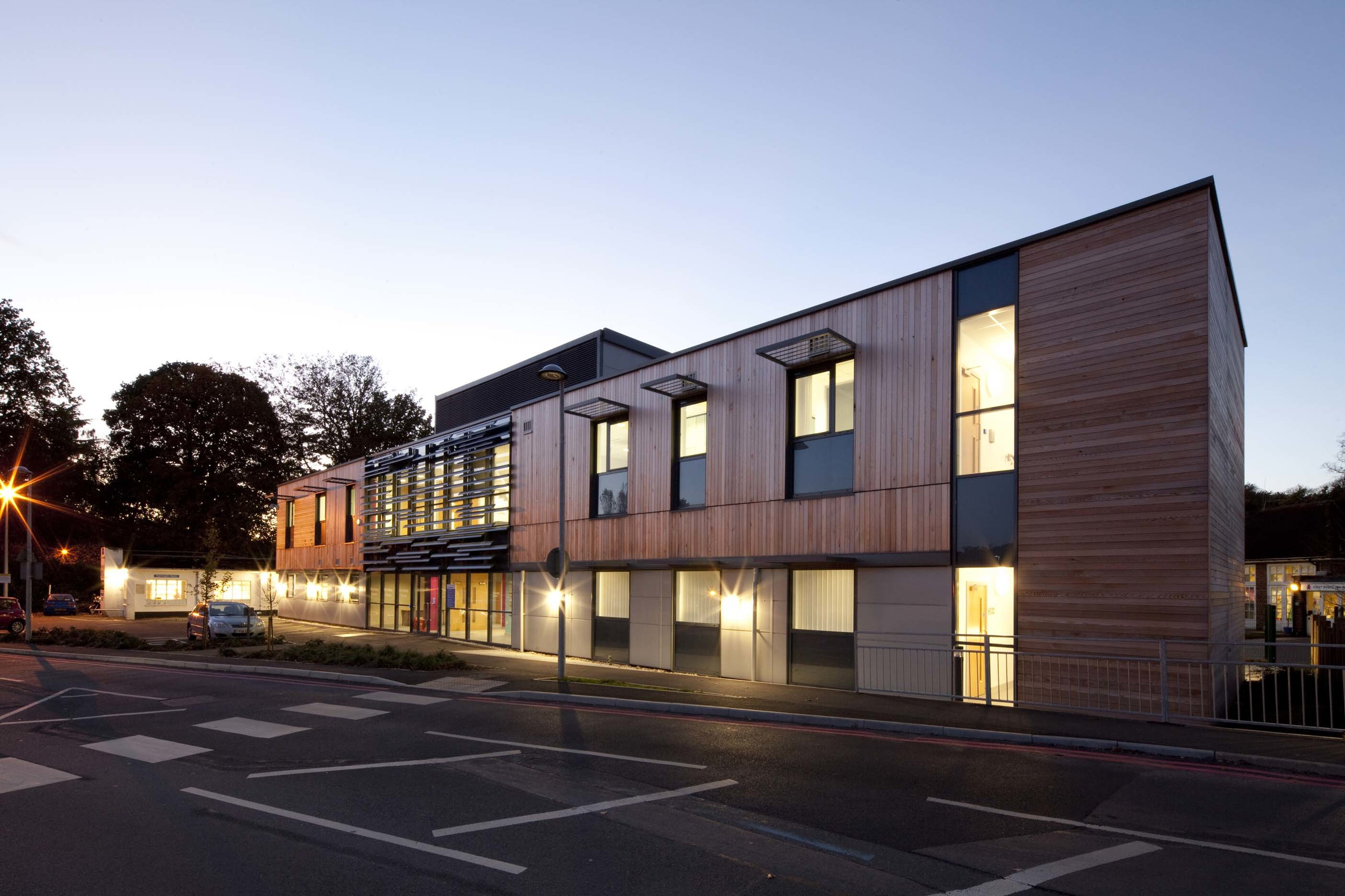 Ashford & St.Peters Hospital    Read our case study