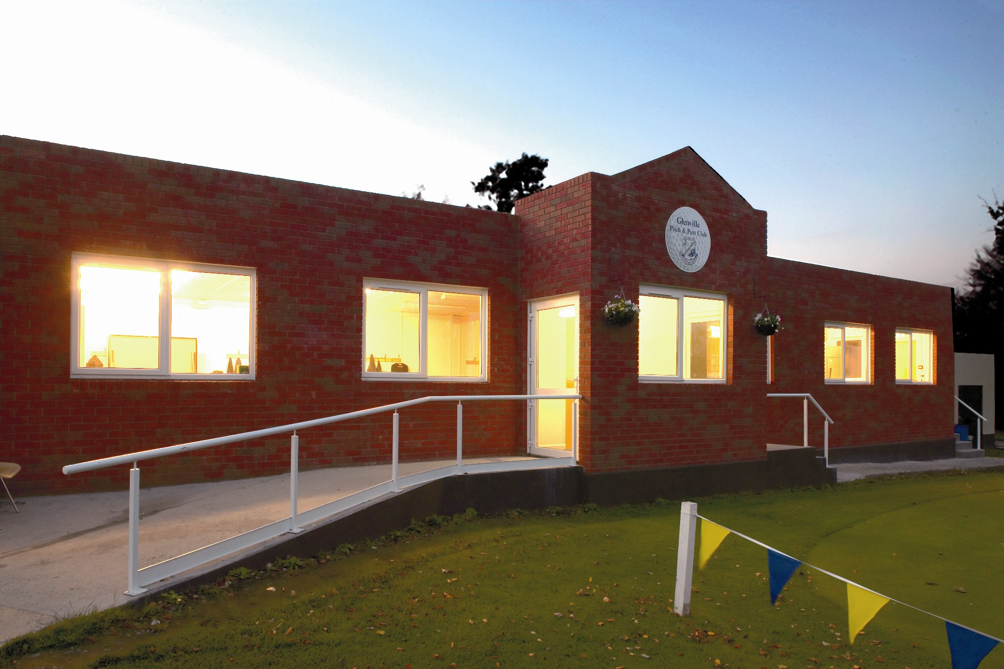 Glenville Pitch & Putt    Read our case study