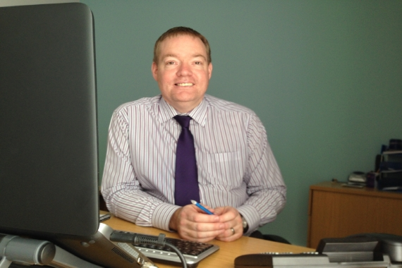 Phillip Hutton - Business Development Director