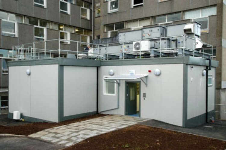 Ulster Aseptic Suite    Read our case study
