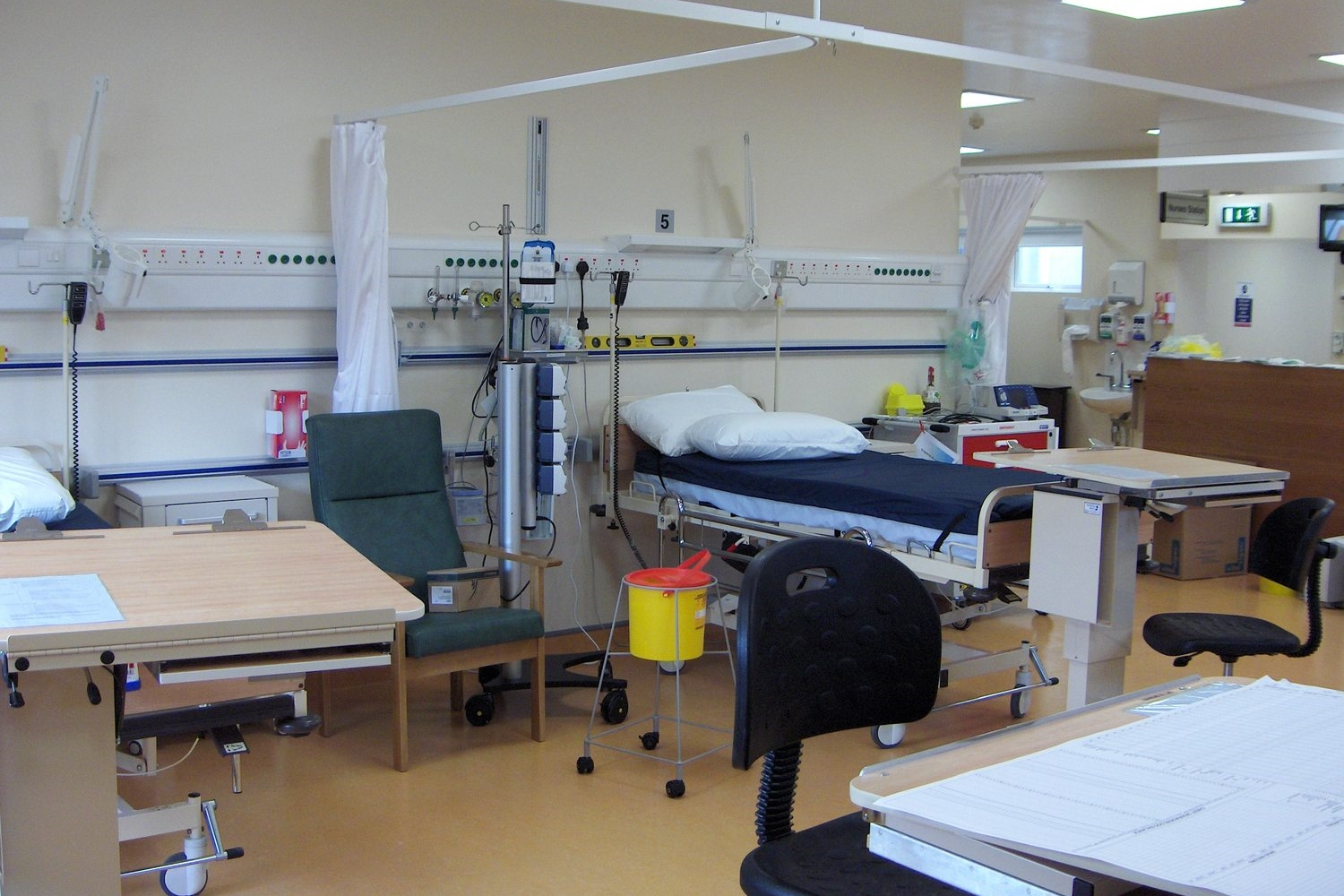 Mater Transit A&E Unit    Read our case study