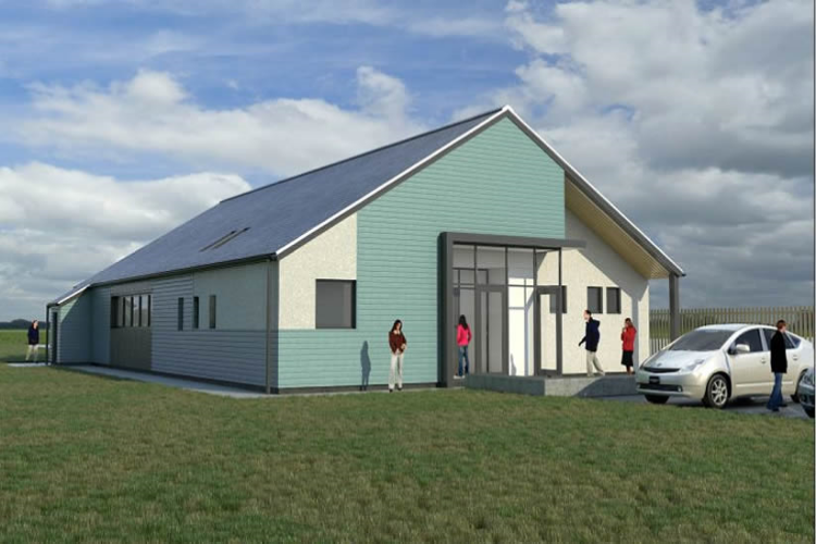 Lerwick Observatory Building    Read our case study