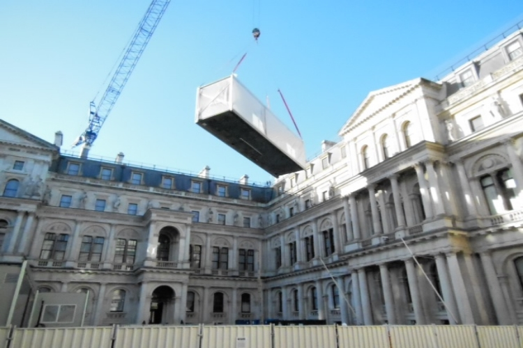 Foreign & Commonwealth Office, Westminster    Read our case study