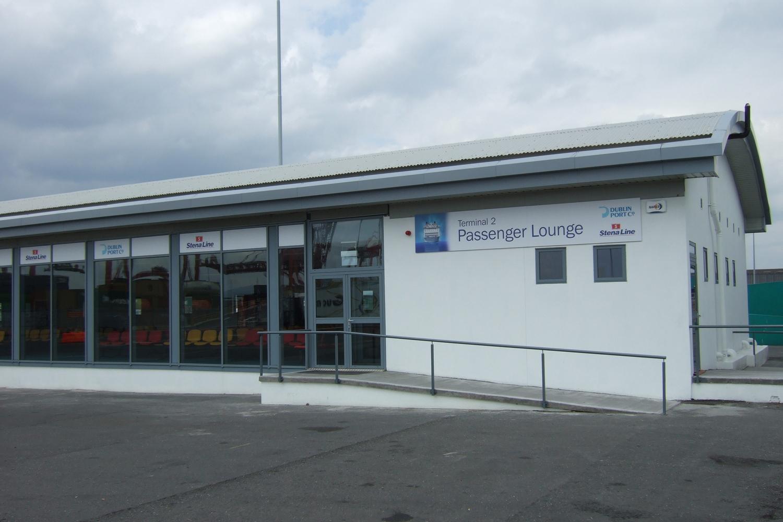Dublin Port Ferry Terminal    Read our case study