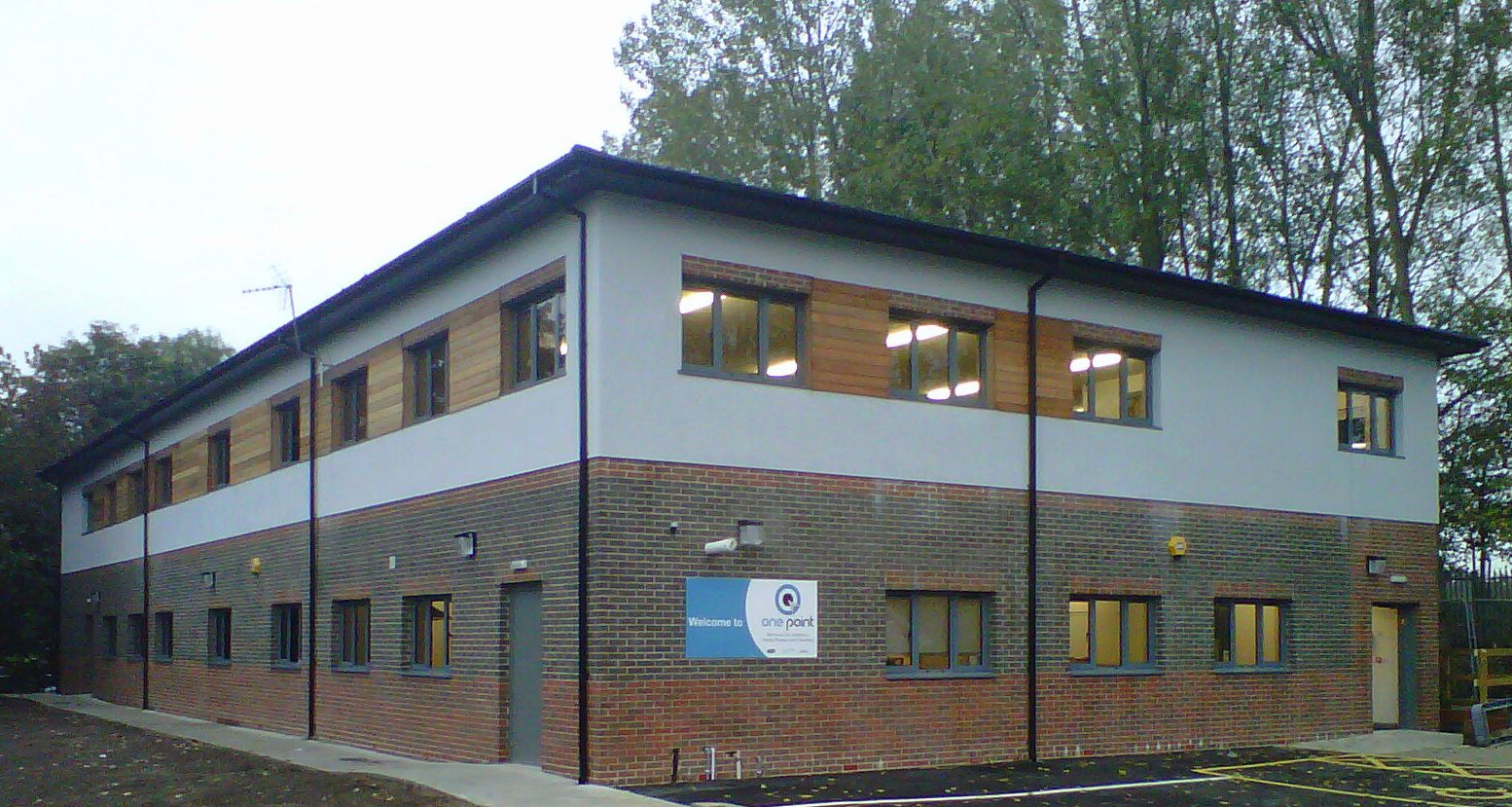 One Point Hubs Durham    Read our case study