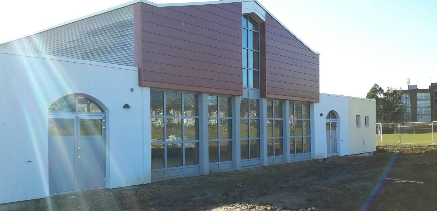 Lampton 6th Form College & Pavilion    Read our case study