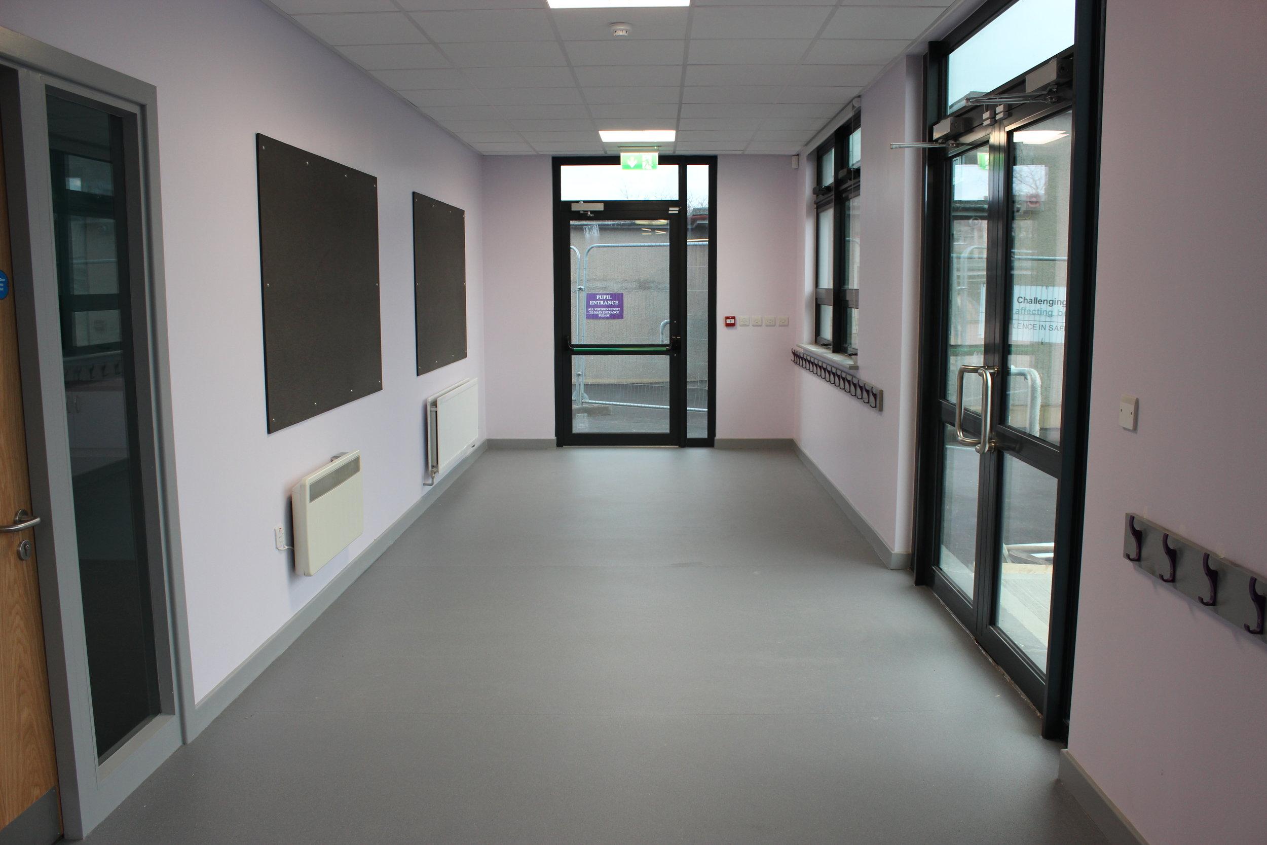 Seafield Primary School, Moray, Scotland    Read our case study