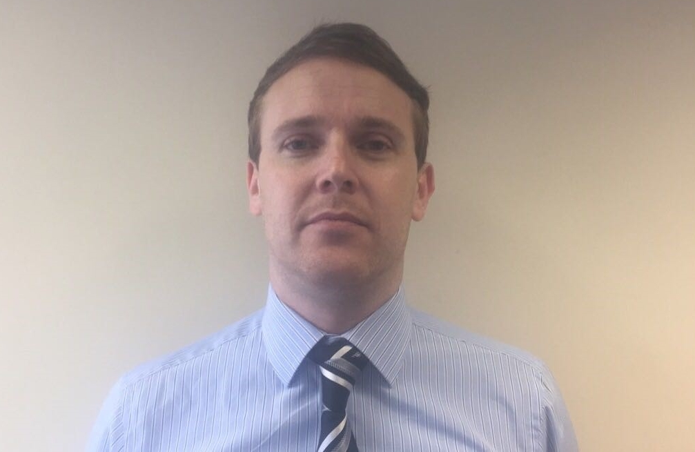 Shane O'Brien - Commercial Manager