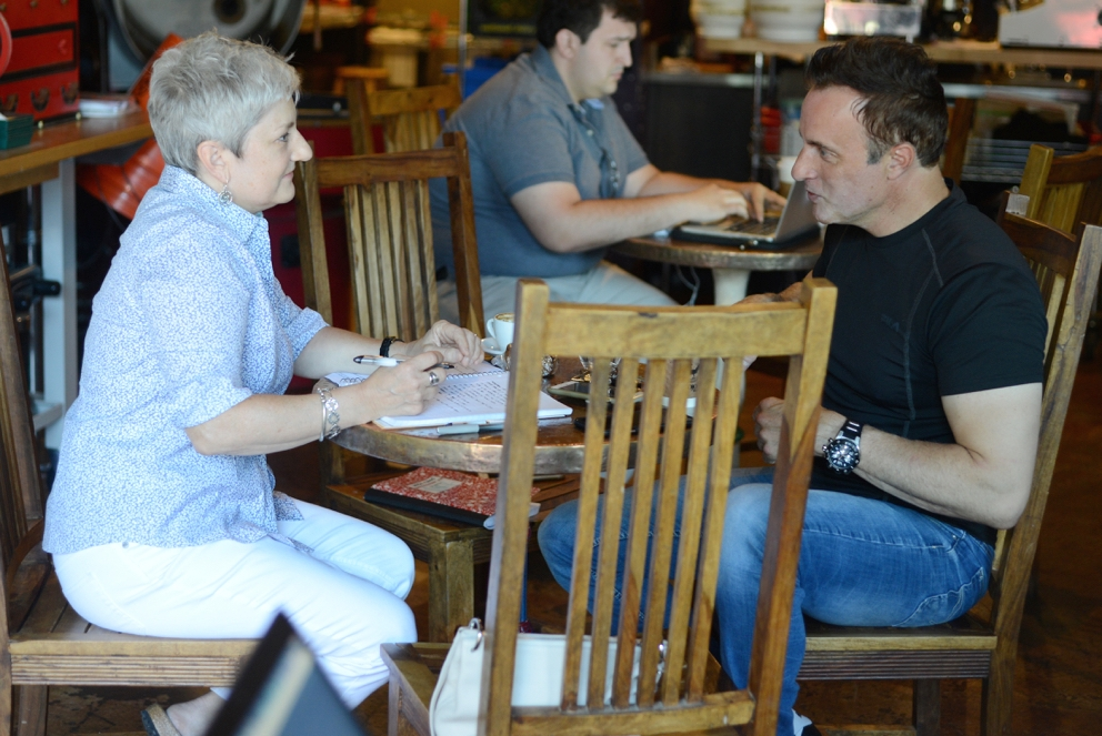 Season-Finale Performer Gets Personal About his Path - With Writer Susan Welsh for MKH