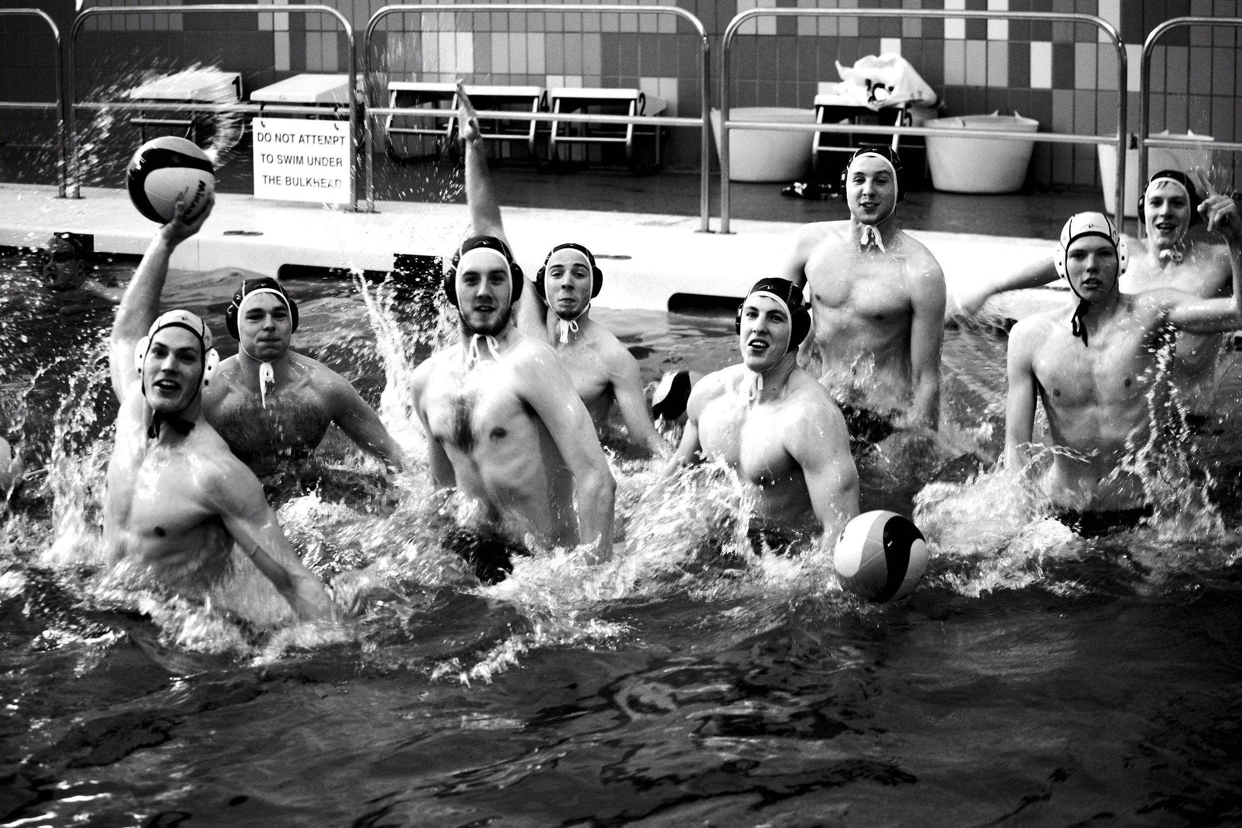 Bristol University Water Polo 2012