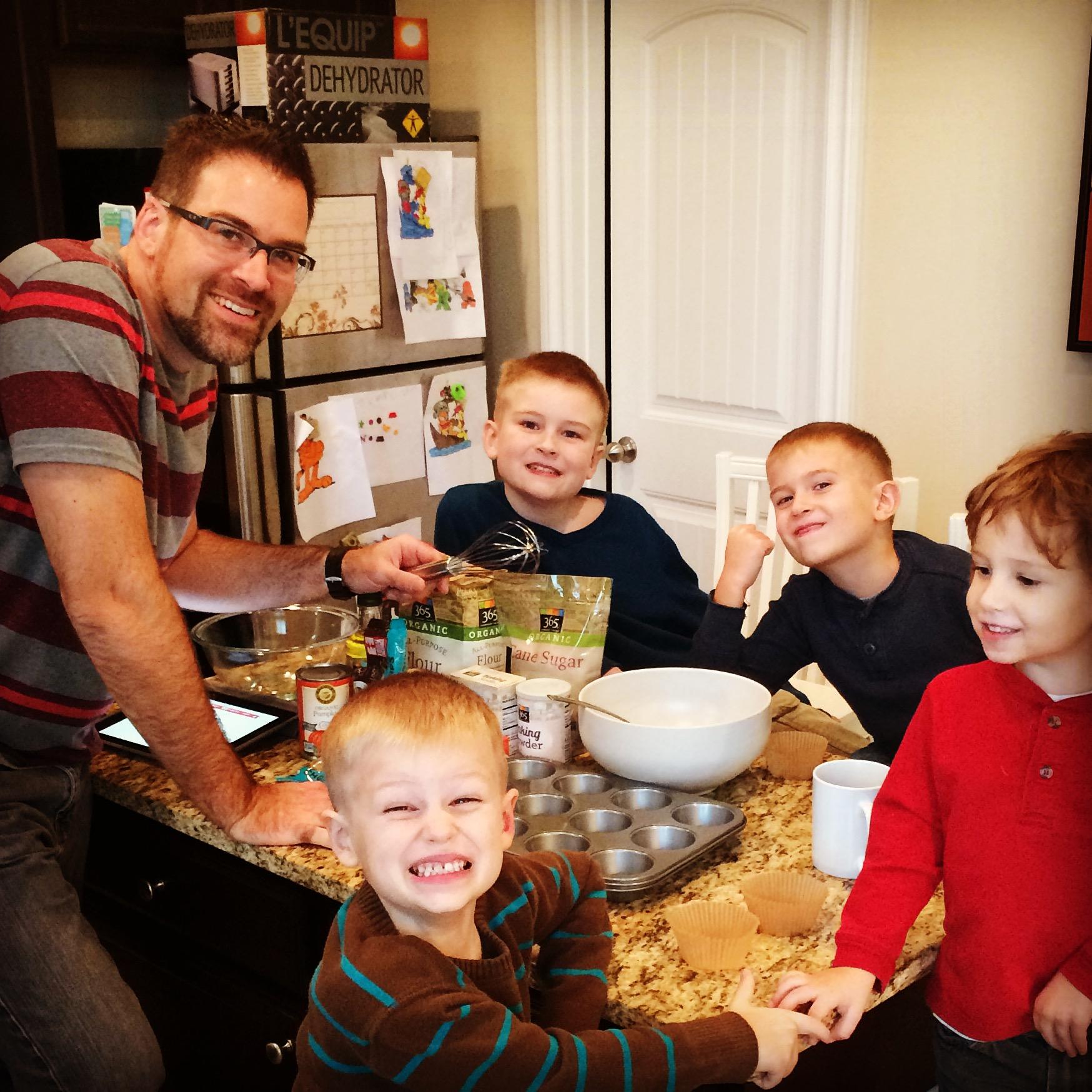 Baking Team