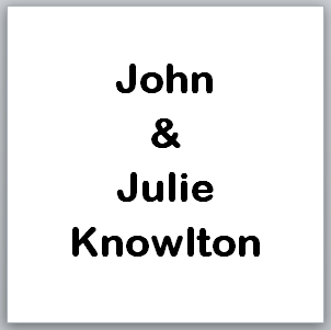 John & Julie Knowlton