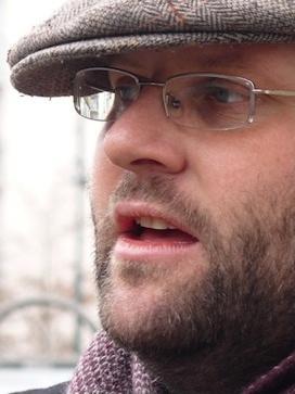 Writer, David Eldridge