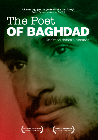 The Poet of Baghdad by Georgie Weedon
