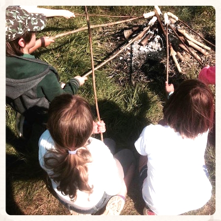 cornwall uk summer camp school residential campfire cooking.JPG