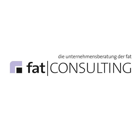 fat GmbH, Logoentwicklung für ausgegliederte Sparten (hier consulting)