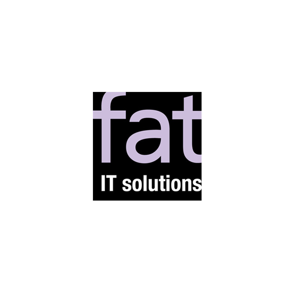fat IT solutions, erstes Logo