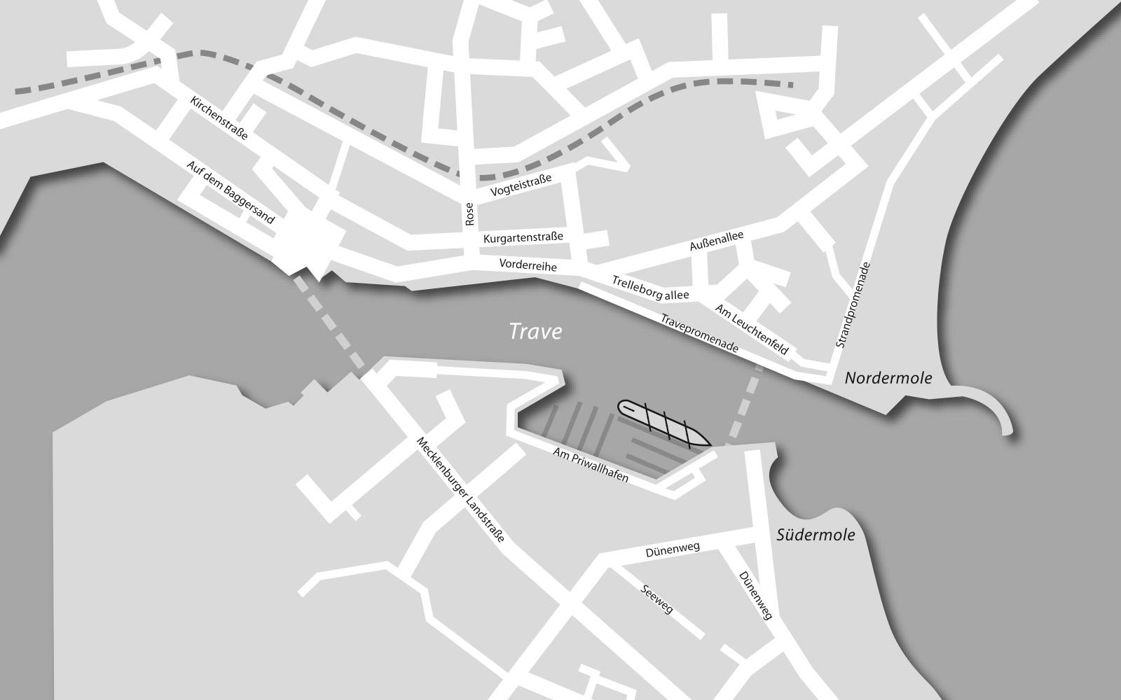Illustration des Veranstaltungsortes