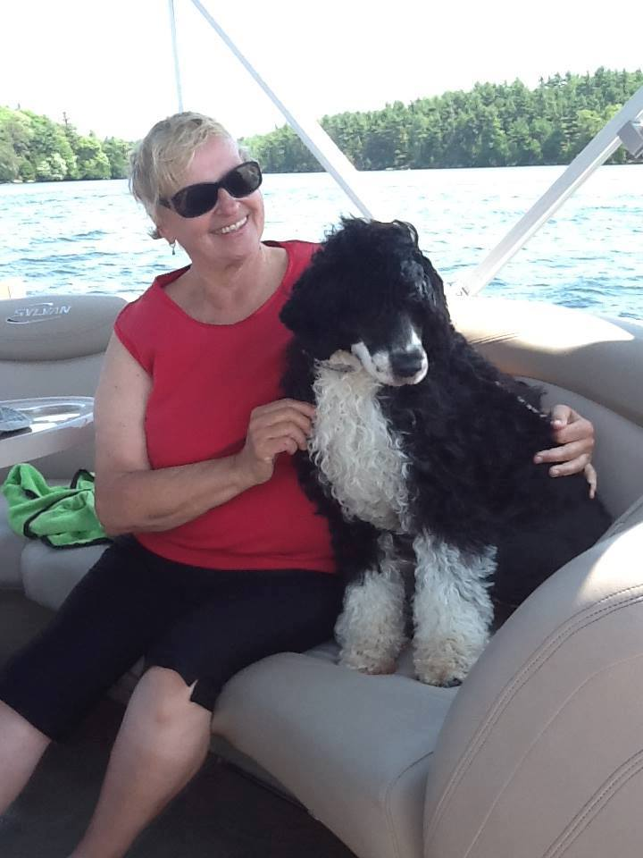 11 months with Barb Floch from Inara/Brady Litter II