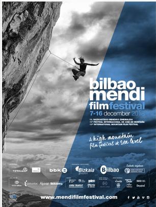 WINNER OF THE BIBAO MENDI FILMPOSTER 2018