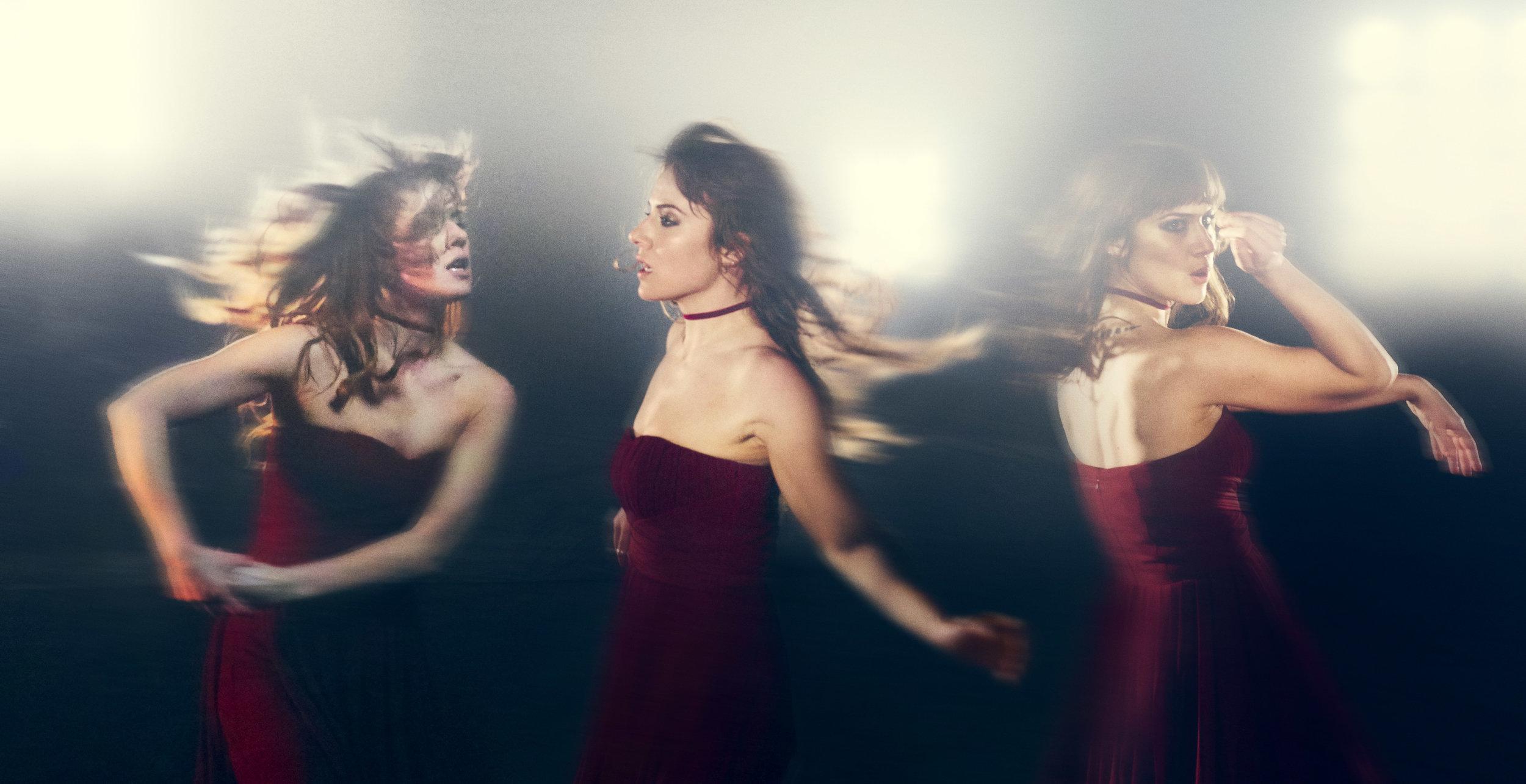 The Dancer Credit: Edwin Ingram