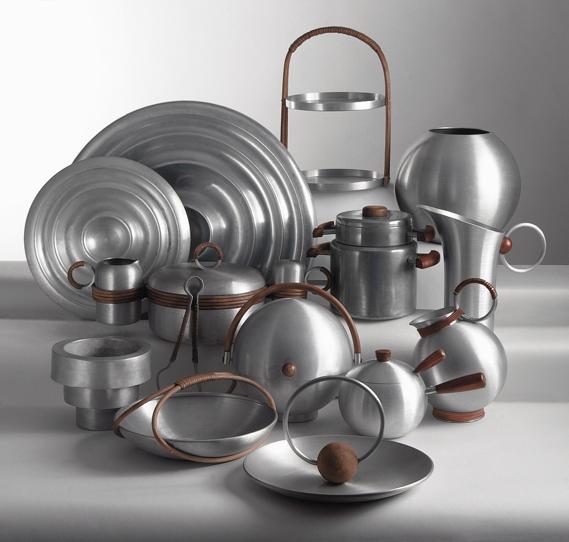 Spun Aluminum Products