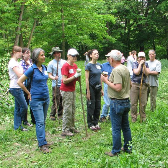 Volunteer Landscape Day