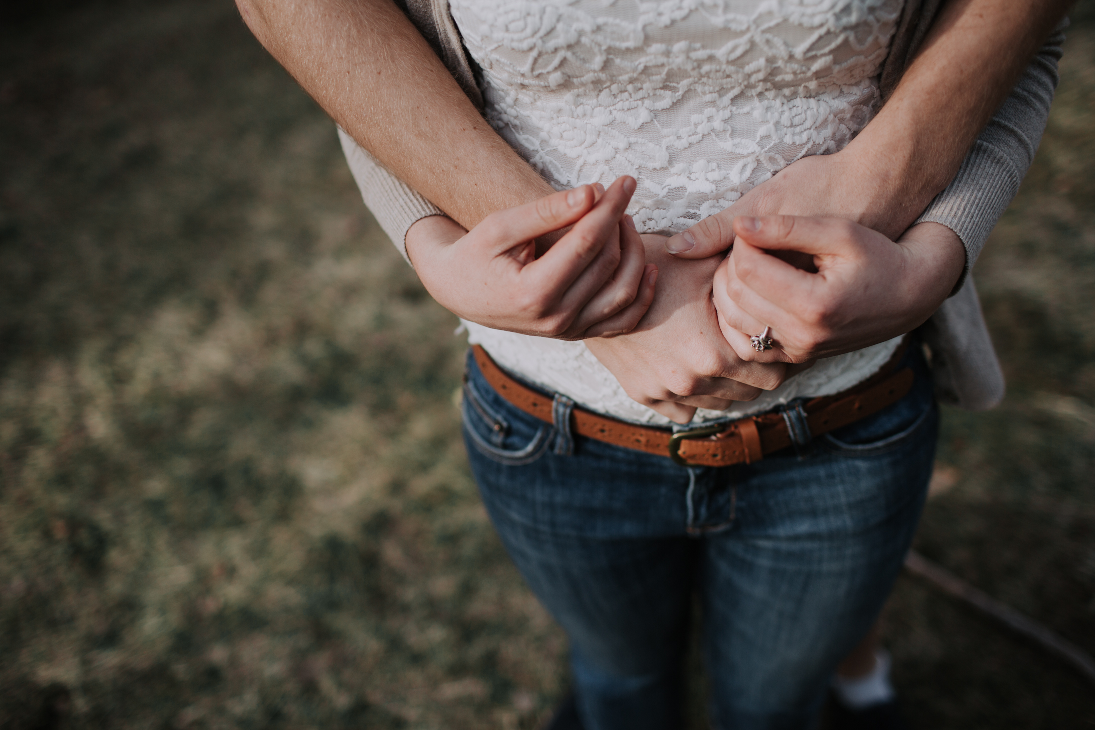forest-rustic-engagement-wisconsin-b&n-5.jpg