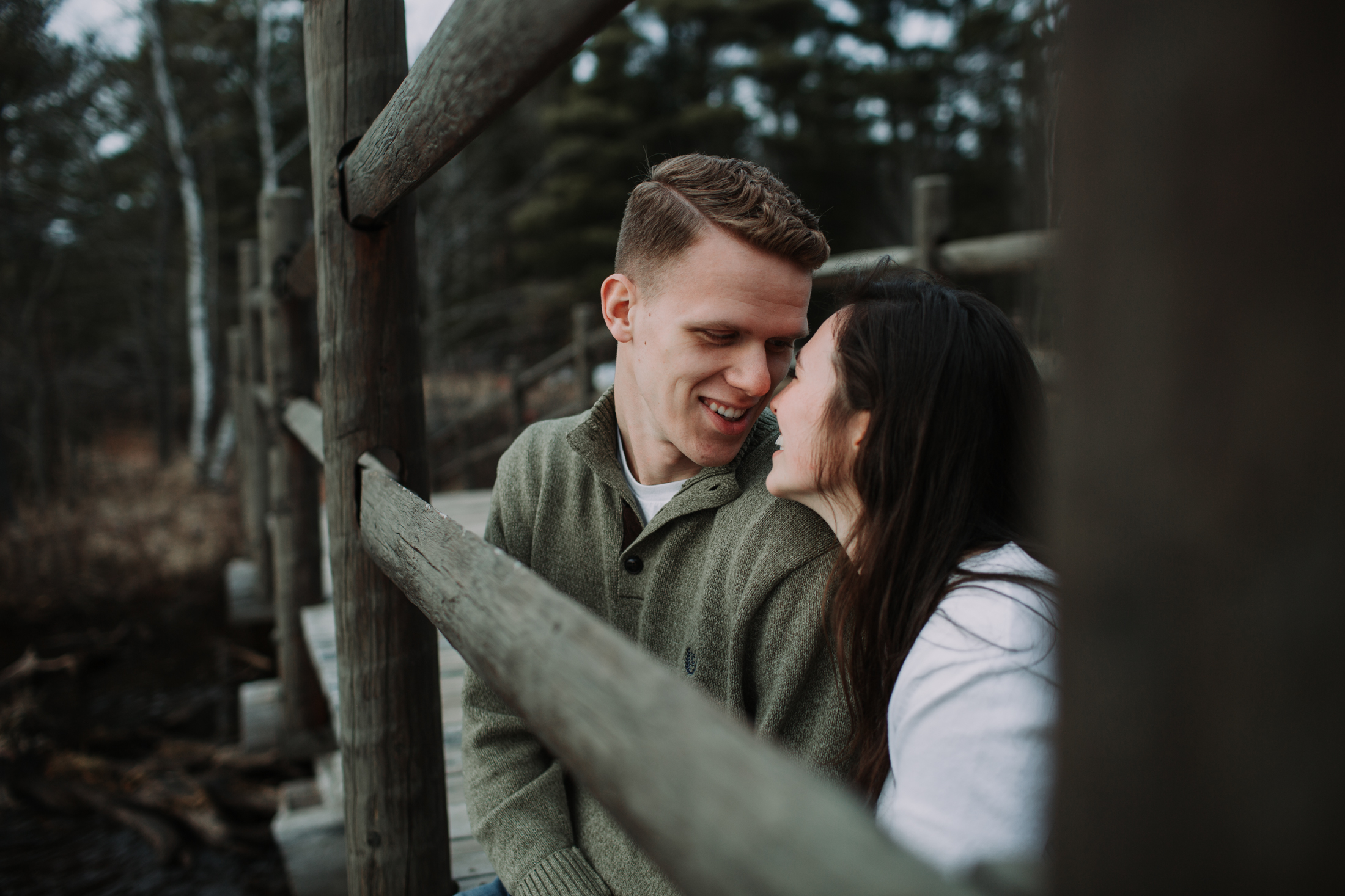 forest-rustic-engagement-wisconsin-b&n-27.jpg