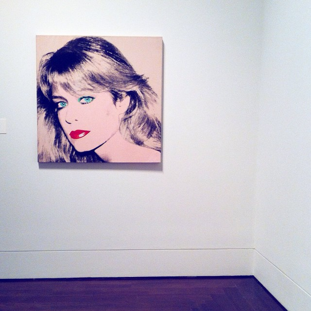 What'cha #lookin at? #AndyWarhol #Art #Overrated