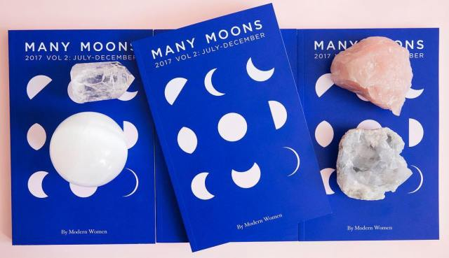 Many Moons 2018, Vol. 1  by Modern Women