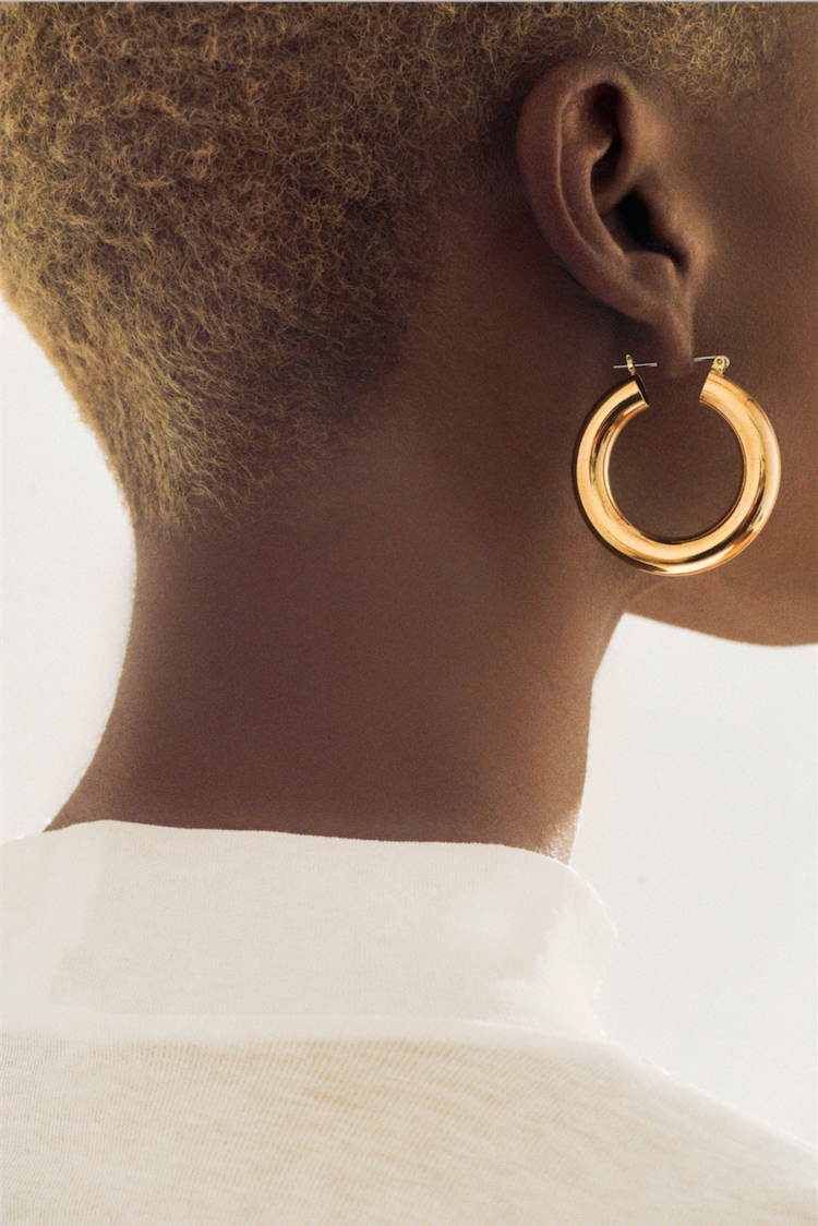Round Hoop s by Laura Lombardi