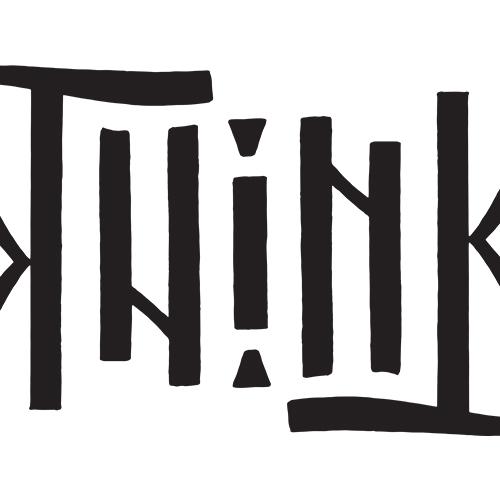 Think | Ambigram