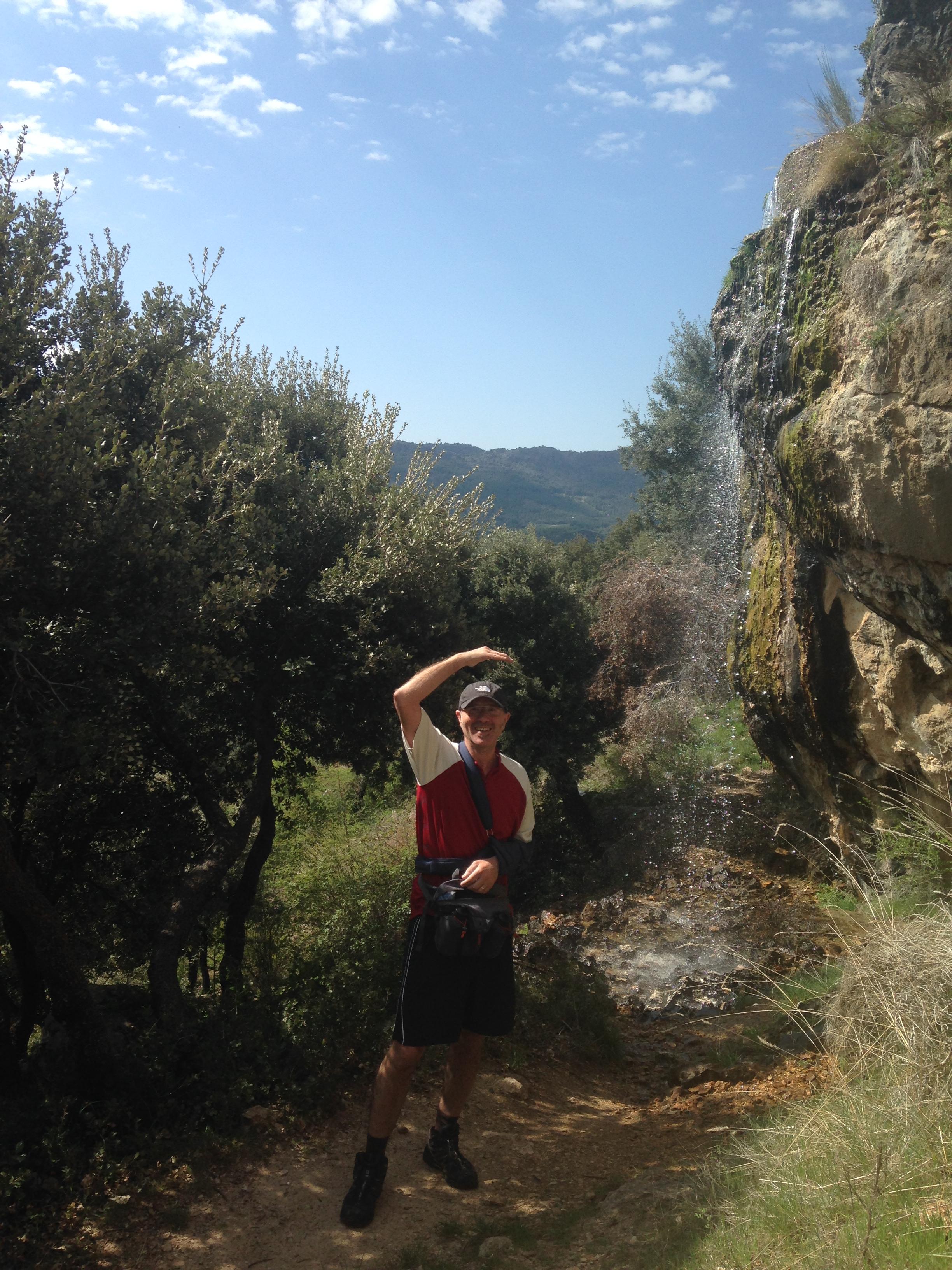 Sierra Huetor Trail