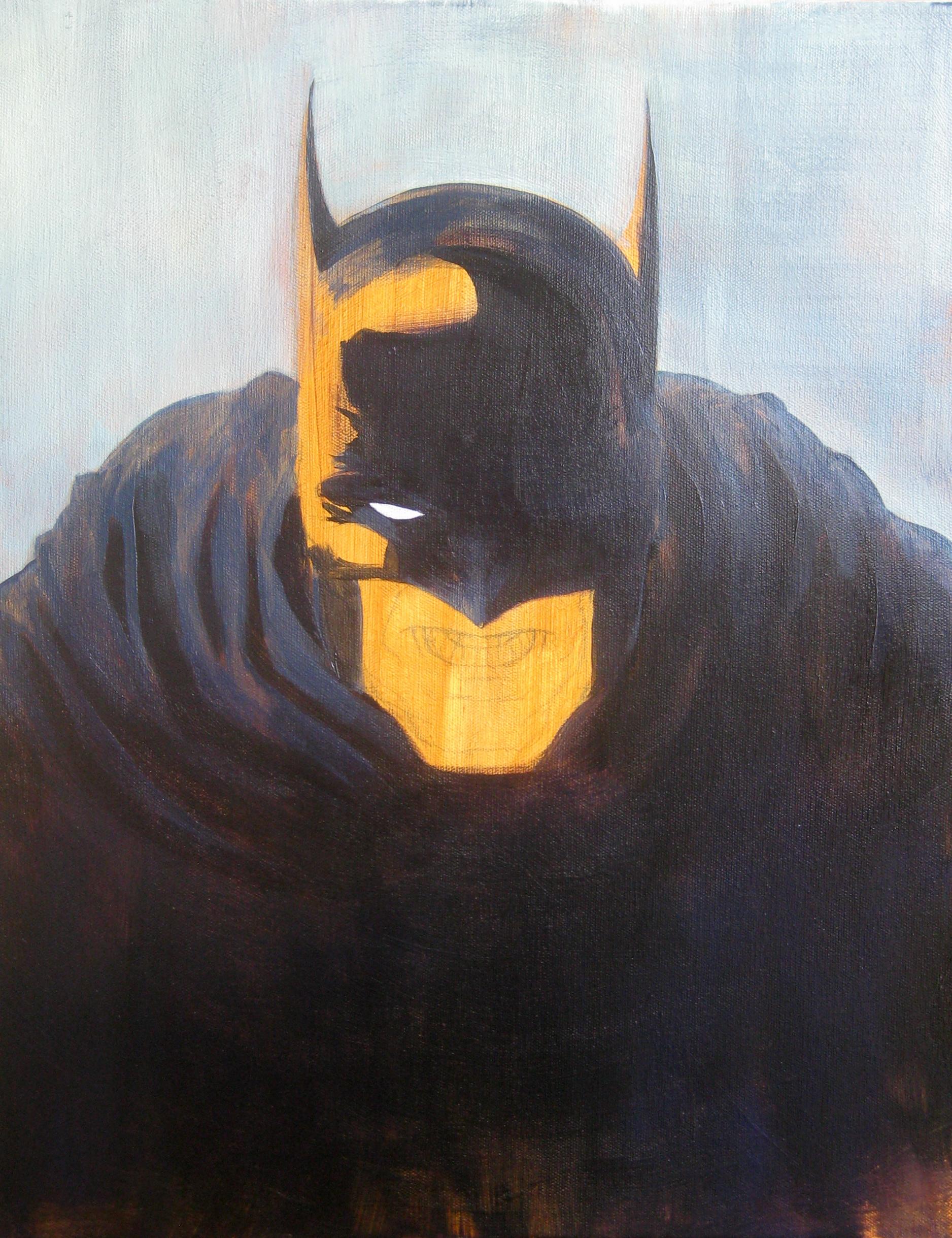 Batman Begins...