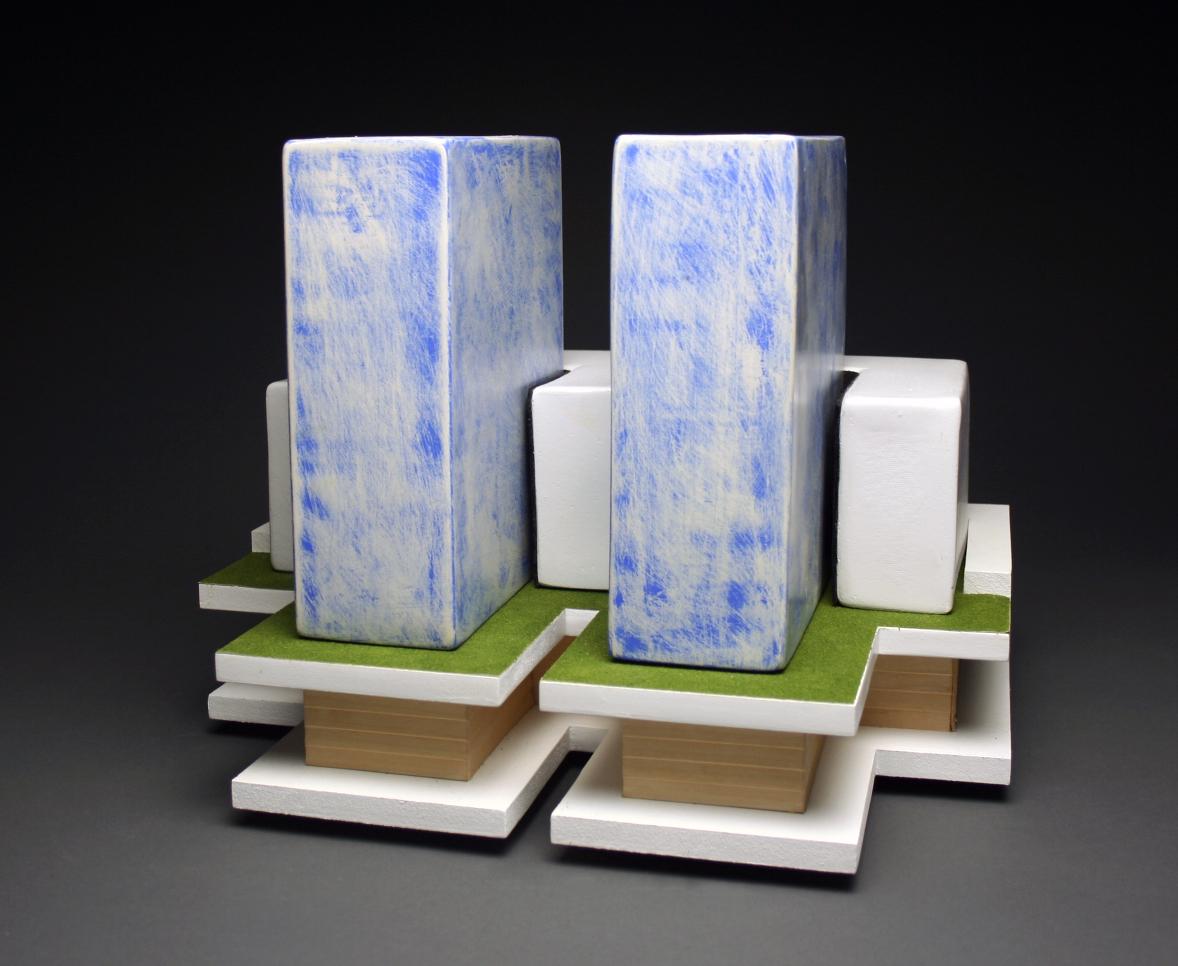 "Industrial landscape Series: ""Kappa"""