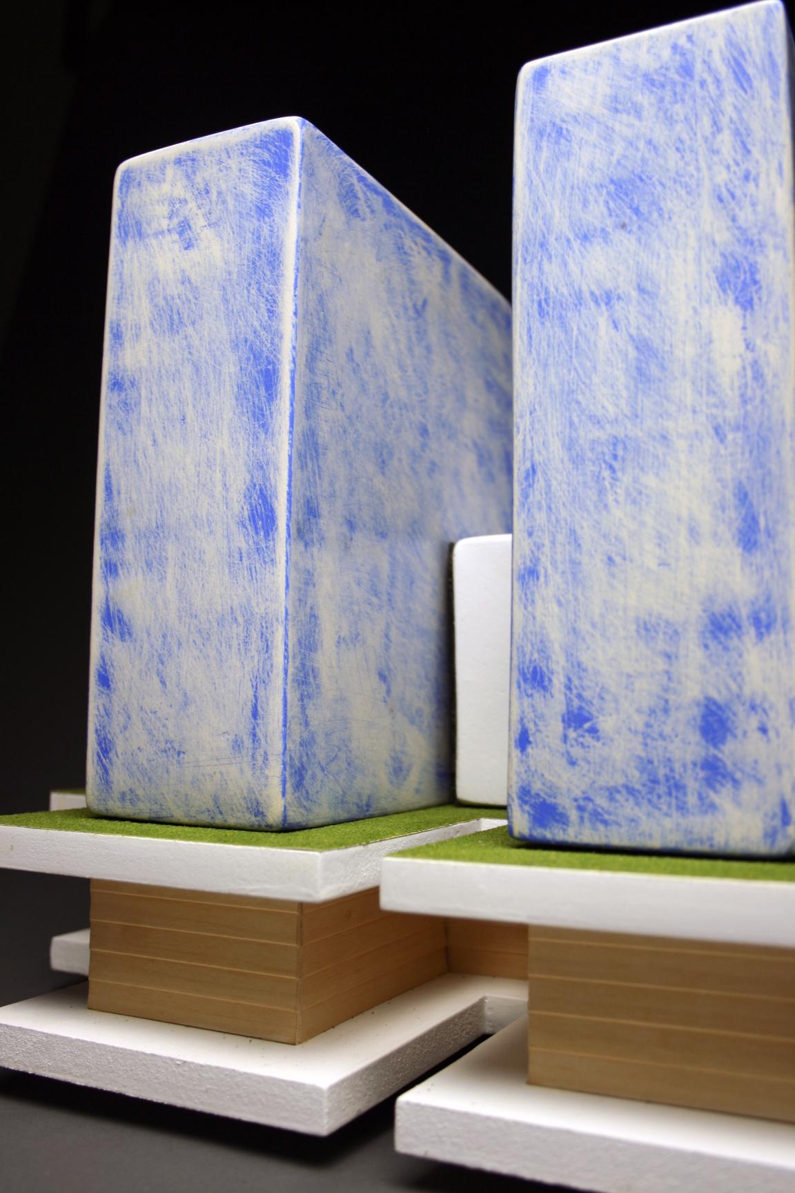 "Industrial landscape Series: ""Kappa"" - Detail"