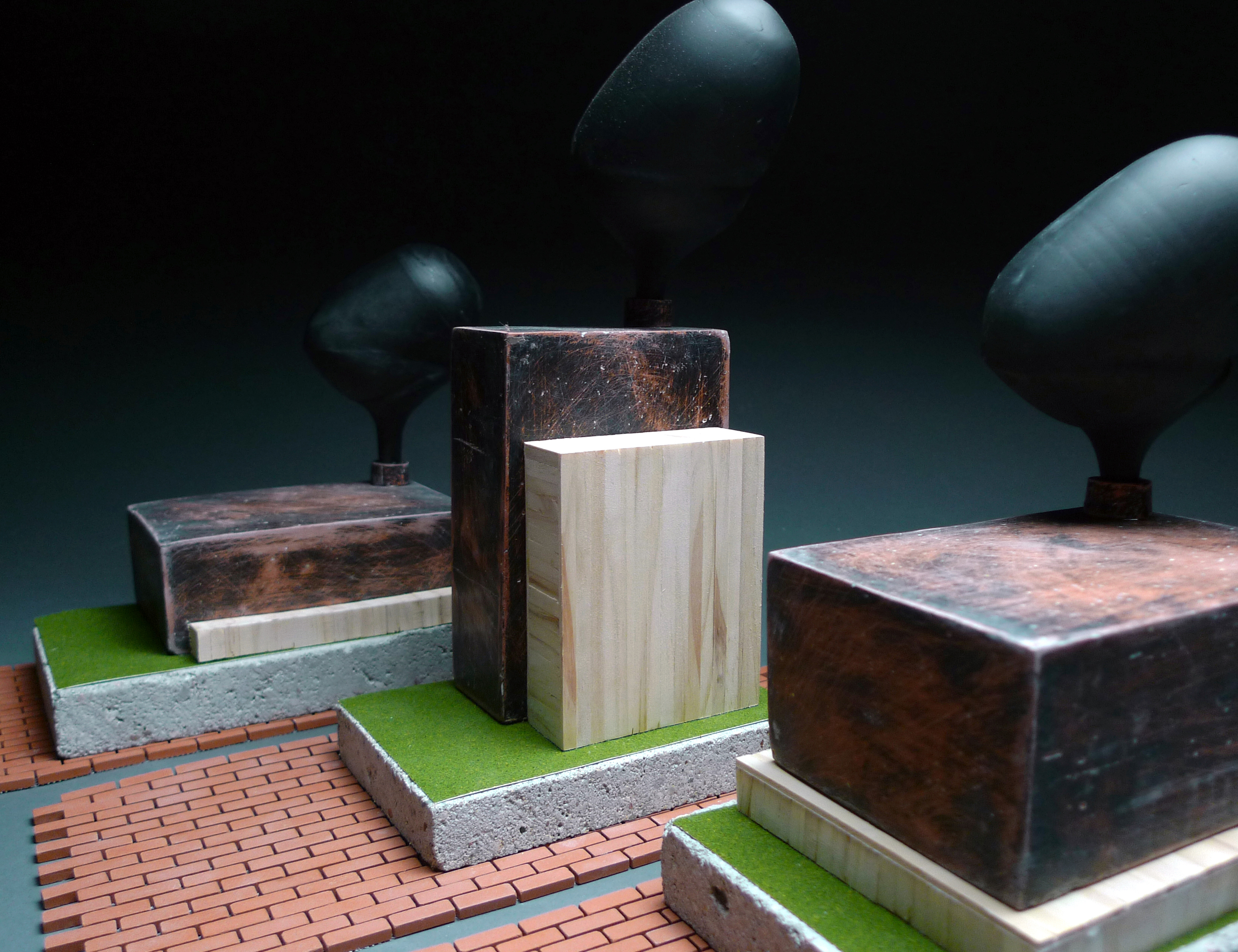 """Industrial landscape Series:""""Next Nature"""" - Detail"""