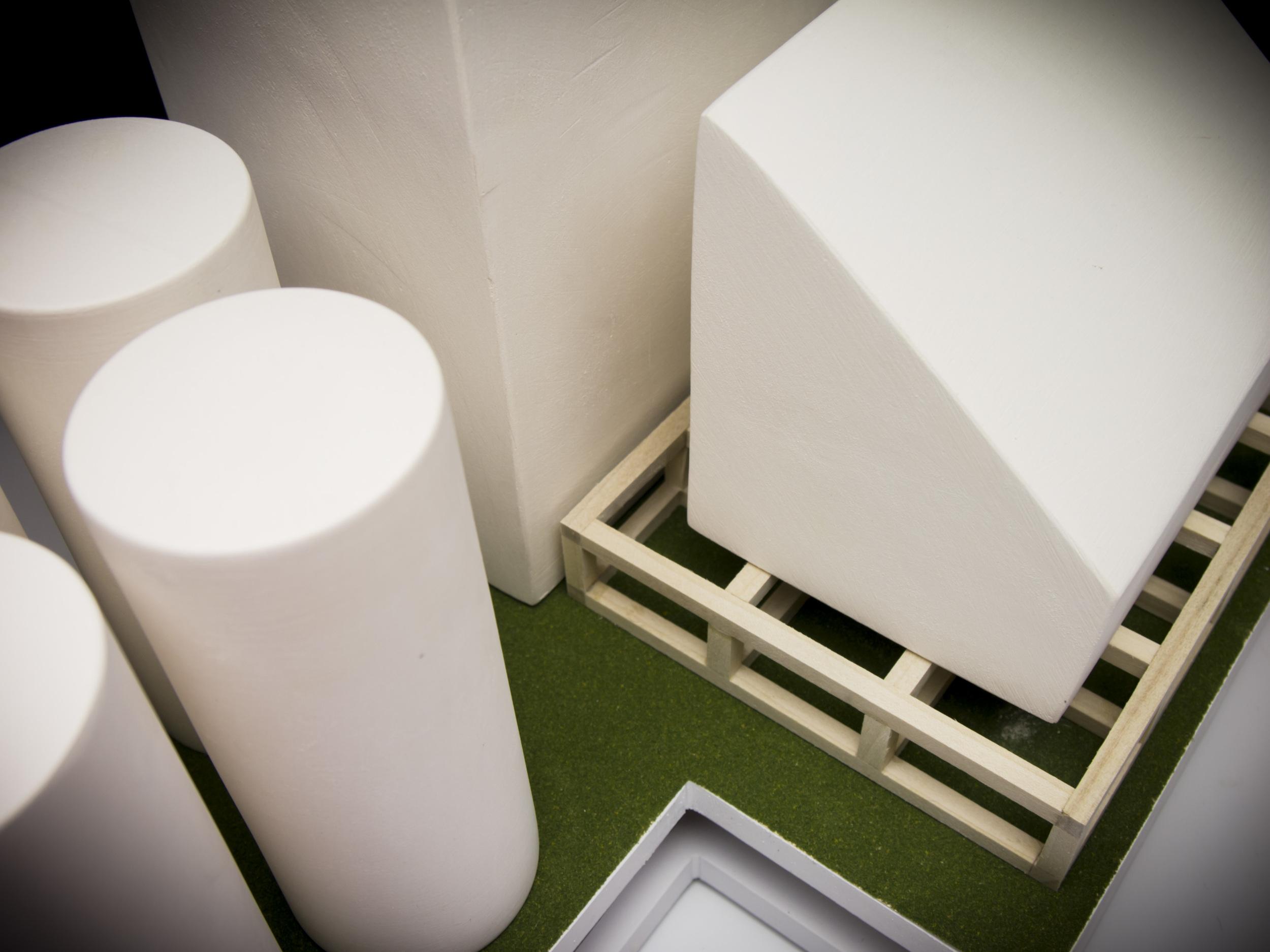 Industrial landscape Series