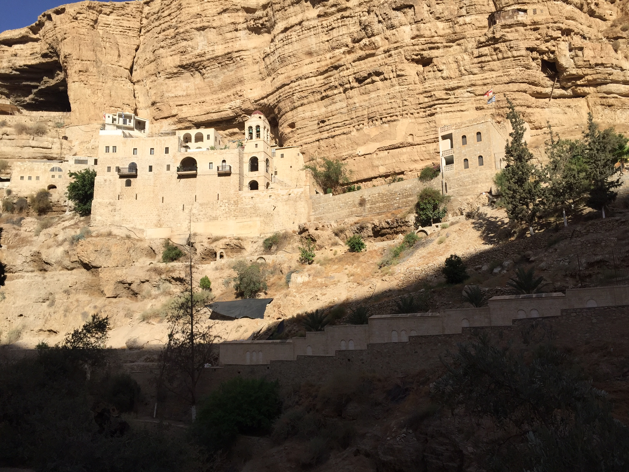 Day 10: Jericho, Dead Sea, St. George's Monastery in the Judean Desert