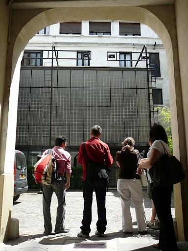 Coming through the gateway